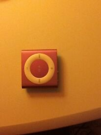 Apple iPod shuffle 4th generation purple