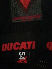 Ducati Dianese leathers