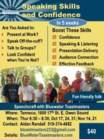Nervous to Speak? We'll show you how!