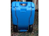 Water Hog 25litre Water Container with pull handle & wheels for Caravan. Unused.
