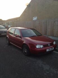 mk4 Golf gti low miles