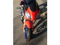 aprilia rs50 rs 50 barn find project spare or repairs can deliver