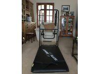 Ellen Croft's Supreme Pilates Exercise Machine