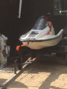 Sea doo 2 temps VINTAGE / Collectable Wave runner 1