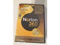 Norton 360 All in one security - Anti virus