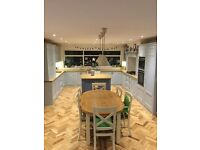 Alexander's Carpentry Ltd best price top quality complete kitchen and bathroom refurbishment service