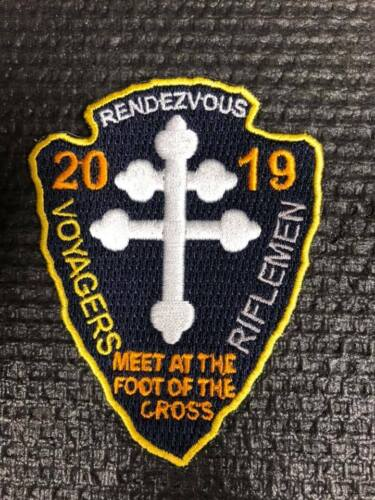 Royal Rangers Patch 2019 Voyagers FCF Rendezvous