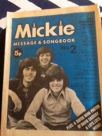 Job lot popular collectable songs book and magazine