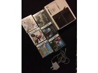 Nintendo DSi XL Brown - with games and accessory pack!