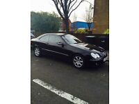 Mercedes-Benz CLK 3.2 CLK320 Elegance 2dr Auto