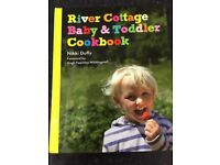 River Cottage Baby and Toddler Cookbook.