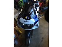 GSXR 1998 for sale