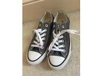 Converse All Star - Charcoal - Size 5