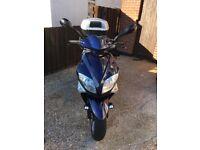 Grab a bargain/swap Sinnis Matrix 2 125cc Twist and go. £750