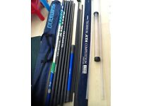 Shimano Carbon Pole Rod ...