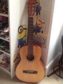 Fender Guitar (half size)