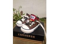 Converse size 4 boys or girls