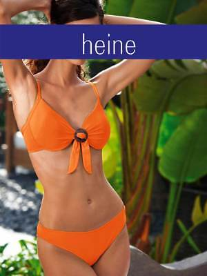 Cup Bikini (Softcup-Bikini, Heine. Orange. Cup C. NEU!!! KP 66,90 € SALE%%%)
