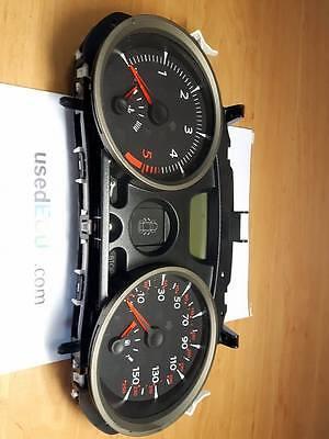 Renault Megane, 2007, Speedometer, Speedo, Instrument Cluster, Clocks, Gauge