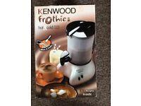 Kenwood Frothie Hot & Cold Drinks Maker