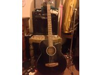 Electro Acoustic Bass Guitar (Swift London)