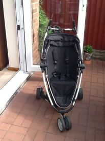 Quinny Pushchair, with accessories, in very good condition for sale