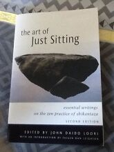 The art of Just Sitting Coniston Wollongong Area Preview