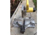 Spare or repair chop saw