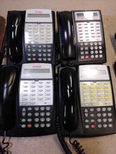 AVAYA 18D PHONES USED