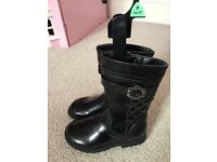 Girls size 9 Boots- Never worn