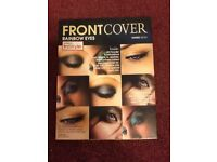 Front cover rainbow eye shadow set