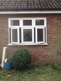 3 PVC Windows