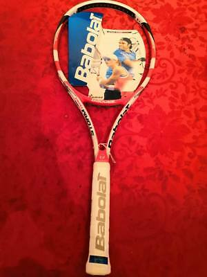 New Babolat Pure STORM GT TEAM 100 10.1oz 4 3/8 grip Tennis Racquet, used for sale  USA