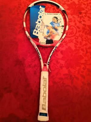 New Babolat Pure STORM GT TEAM 100 10.1oz 4 3/8 grip Tennis Racquet for sale  USA