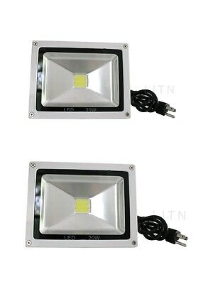 10x 20W Strobe Light LED Flood light, Sound activated, club, DJ, disco, - Christmas Strobe Lights