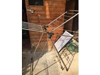 Clothes Airer Laundry Dryer Indoor Outdoor Patio Horse