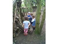 Childcare available from registered childminder