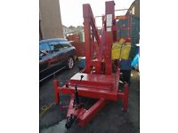 Cherry picker 12m