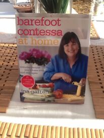 Barefoot Contessa At Home Cookery Book