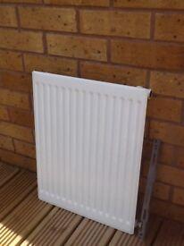 New single convector radiator
