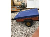 CAMPING TRAILER GOOD CONDITION