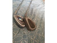 Pitching and Sand Wedge for sale