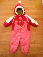 Gagou Tagou Snowsuit for girls