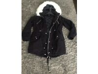 Ladies size 12 padded jacket new