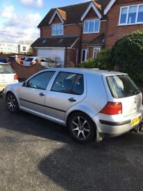 Volkswagen Golf 2001 1.9