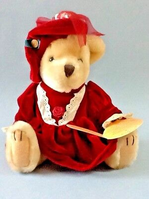 Brass Button Collectables - Pearl - The Bear Of Wealth