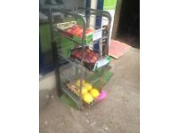 trolley fruit