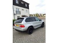 ** 2002 BMW X5 3.0 PETROL / FULLY LOADED / SAT NAV / TINTS / AUTO **