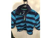 Joules boys fleece