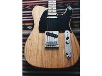 2004/5 Fender Natural American Standard Telecaster